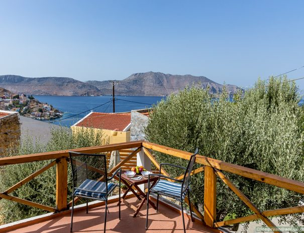 7-17 Fotini's Cottage, Symi